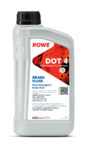 ROWE HIGHTEC BRAKE FLUID DOT 4 Bremsflüssigkeit (div. Gebinde)