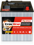 Panther tracline Antrieb&Beleuchtung 61801 6V 240Ah