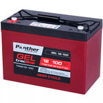 Panther tracline 12V 100Ah GEL Deep Cycle Traction
