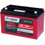 Panther tracline 12V 110Ah GEL Deep Cycle Traction