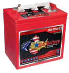 U.S.Battery Deep Cycle US 125 XC2