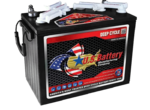 U.S.Battery Deep Cycle US 12VE XC2